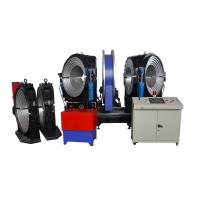 China Multi Angle Pipe HDPE Fitting Butt Fusion Welding Machine 630mm Series wholesale