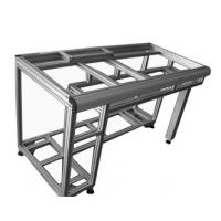 China Shelves accessories t - slot table Industrial Aluminum Profiles with 20*20 anodized aluminum profiles wholesale