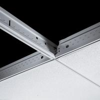 Quality Suspending T-grid for Mineral Fiber Ceiling Board for sale