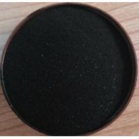 China Black Natural Seaweed Organic Fertilizer With 22% Alginic Acid And 10% K on sale