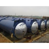 China Large Scale Steam Brick / AAC Concrete Autoclave Φ2.68 × 31m / Pressure Vessel Autoclave wholesale