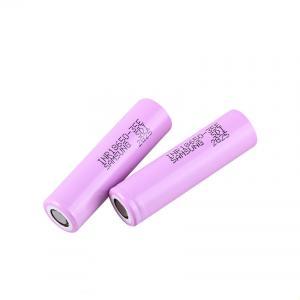 China 3.5Ah 3.6 Volt 18650 Battery wholesale
