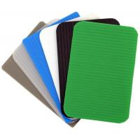 China High Impact  PP Corrugated Plastic Board / PP Hollow Sheet UV resistance wholesale