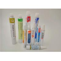 China Colorful Packaging Aluminum Collapsible Tubes for Hand Cream / BB Cream / Toothpaste wholesale