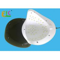 Buy cheap High Power Nail Dryer Lamp Large Size UV LED Nail Lamp 90W 45 LEDs HL Plus For 2 from wholesalers