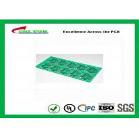 China CEM-1 Material Single Sided PCB Panel  No X-out Allowed Lead free HASL PCB wholesale