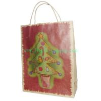 China shopping bag with handle wholesale