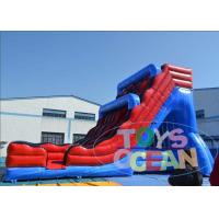 China Super Huge Inflatable Slides Amusement Outdoor Party Rental Lead Free wholesale