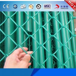 Factory Best Price 9 Gauge 5 Foot 60*60 Mm Mesh Galvanized Chain Link Mesh
