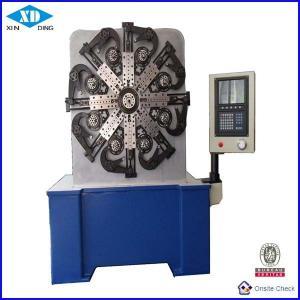 China Versatile Universal CNC Spring Making Machine ,1.8 ~ 3.5 mm Wire Diameter wholesale