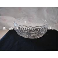 China hot sale glass fruit plate for home use and decoration wholesale