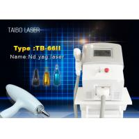 China Effective Nd Yag Laser Machine For  Tattoo Removal , Borth Mark Makeup Removal wholesale