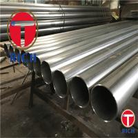 China GB/T14976 ASTM A269 A312 Seamless Stainless Steel Pipes For Fliuid Transport wholesale