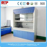 China laboratory furniture All steel Blue & Gray Fume Hood wholesale
