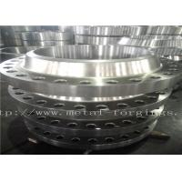 China Duplex SS Flanges /  Stainless Steel Plate Flanges  Heat Treatment wholesale