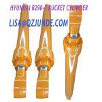 Construction equipment parts, Hyundai R290 bucket hydraulic cylinder ass'y