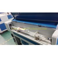 Industrial Laser Fabric Cutting Machine With Taiwan Hiwin Liner Guide  #2A70A1