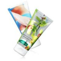 China Two Layers LDPE / Aluminum Foil Laminated Tubes For Pharmaceutical With Screw / Flip Top Cap wholesale