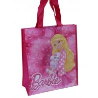 Buy cheap 105Gsm Big Capacity Reusable Carrier Bags Non Woven For Lady Shopping from wholesalers