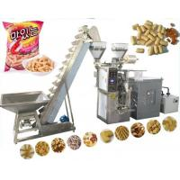 Wholesale 3 In 1 Coffee Bean / Sugar / Salt Snacks Packing Machine 20-60BPM from china suppliers