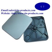 China Sell CD Tin ,CD case ,CD case ,Metal CD can -Golden Tin Co.,Limited on sale