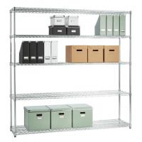 China Adjustable Wire Shelving With CE Standards Shop Preferred wholesale