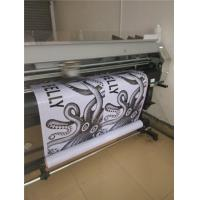 China Uv Resistant Custom Printed Vinyl Banners With Grommets Digital Printing wholesale
