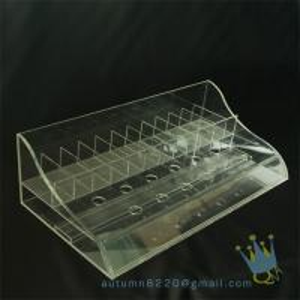 China acrylic cosmetic & makeup drawer organizer wholesale