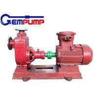 China Electric motor ZX series horizontal self-priming centrifugal pump water pump wholesale