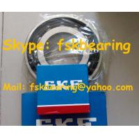 China P5 P4 Angular Ball Bearing for Machine Tool Spindle Brass Cage , Nylon Cage wholesale