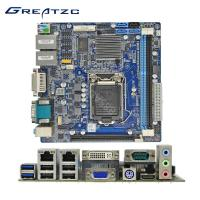 China Intel B85 LGA1150 Motherboard For ATM PC Station , ITX Mini Motherboard wholesale