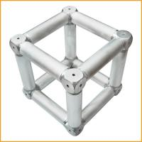 China Spigot Aluminum Alloy Stage Truss Coupler With Six Corner Coupler wholesale