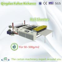 China High Quality Carbon Less Paper Roll Sheeter & Cutting Slitting Machine wholesale