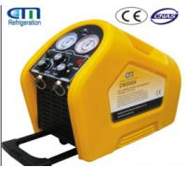 China CM3000A Portable refrigerant gas recovery machine r134a r22 refrigerant recovery unit wholesale