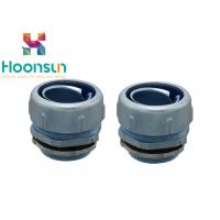 China MPJ Electrical Equipment Flexible Conduit Connector Adapter Liquid Tight Conduit Fittings wholesale