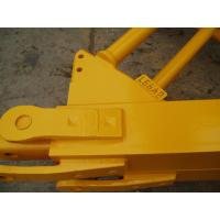 China Potain Tower Crane Spare Parts Mast Section With Q345B Steel Yellow Color CE ISO wholesale