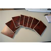 China Wear Resistant 6mm Hardwood Plywood Easy To Incise And Blend Anti Cracking on sale