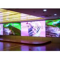 China OEM Full Color SMD P10 Indoor LED Video Walls Big Advertising LED Display Panel Price wholesale