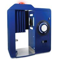 China touch screen Photo Paradise token operated photo booth vending machine on sale