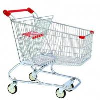 China Supermarket Trolley Supermarket  Trolley Cart on sale