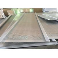 Standard Size Or Customized Perforated Aluminum Sheet/Panel For Curtain Wall