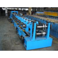 China C Purlin Roll Forming Equipment  / Cold Roll Forming Machine With Gearbox Drive For Steel wholesale