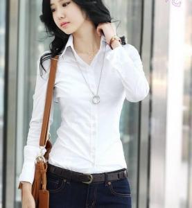 China women shirt,lady blouse,fashion shirt LYC1105 wholesale