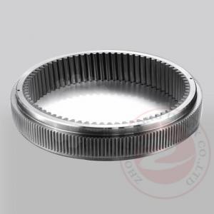 China Blank Forging Open Die Gear  ASTM / EN / ISO Steel Flange For Industrial wholesale