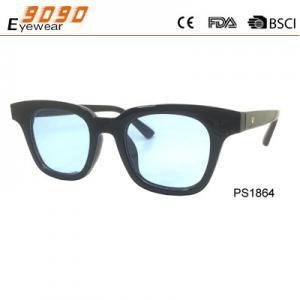 Unisex plastic sunglasses, special retro designer stylish, UV400 lens