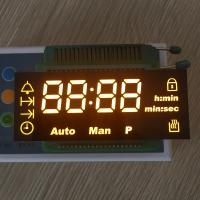 China Custom design ultra amber led display common cathode for digital oven timer wholesale