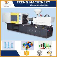 45KW Injection Molding Machine With Balanced Double Injection Cylinder Technology