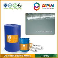 China Single Component Polyurethane Self-leveling Adhesive for Highway Slot Gap Filling PU840 on sale