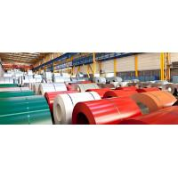 China DX54D+Z Prepainted Steel Coil / PPGI Steel Coil For Refrigerator wholesale