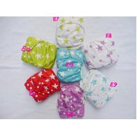 China durable and resilient cloth baby diaper wholesale